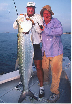 Florida keys fishing guides capt buddy lapointe for Florida keys fishing guides