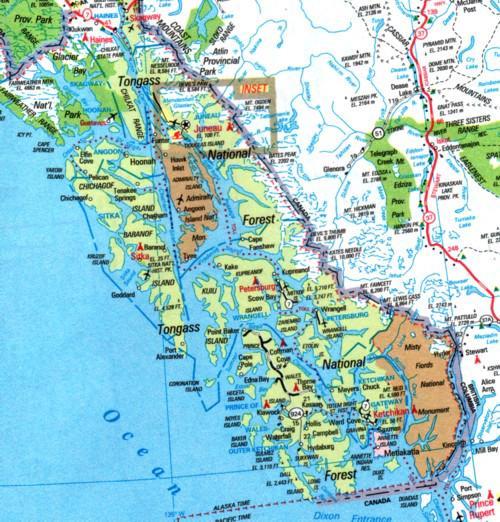 Map Of Yukon Territory Canada. Yukon Territory, Canada),