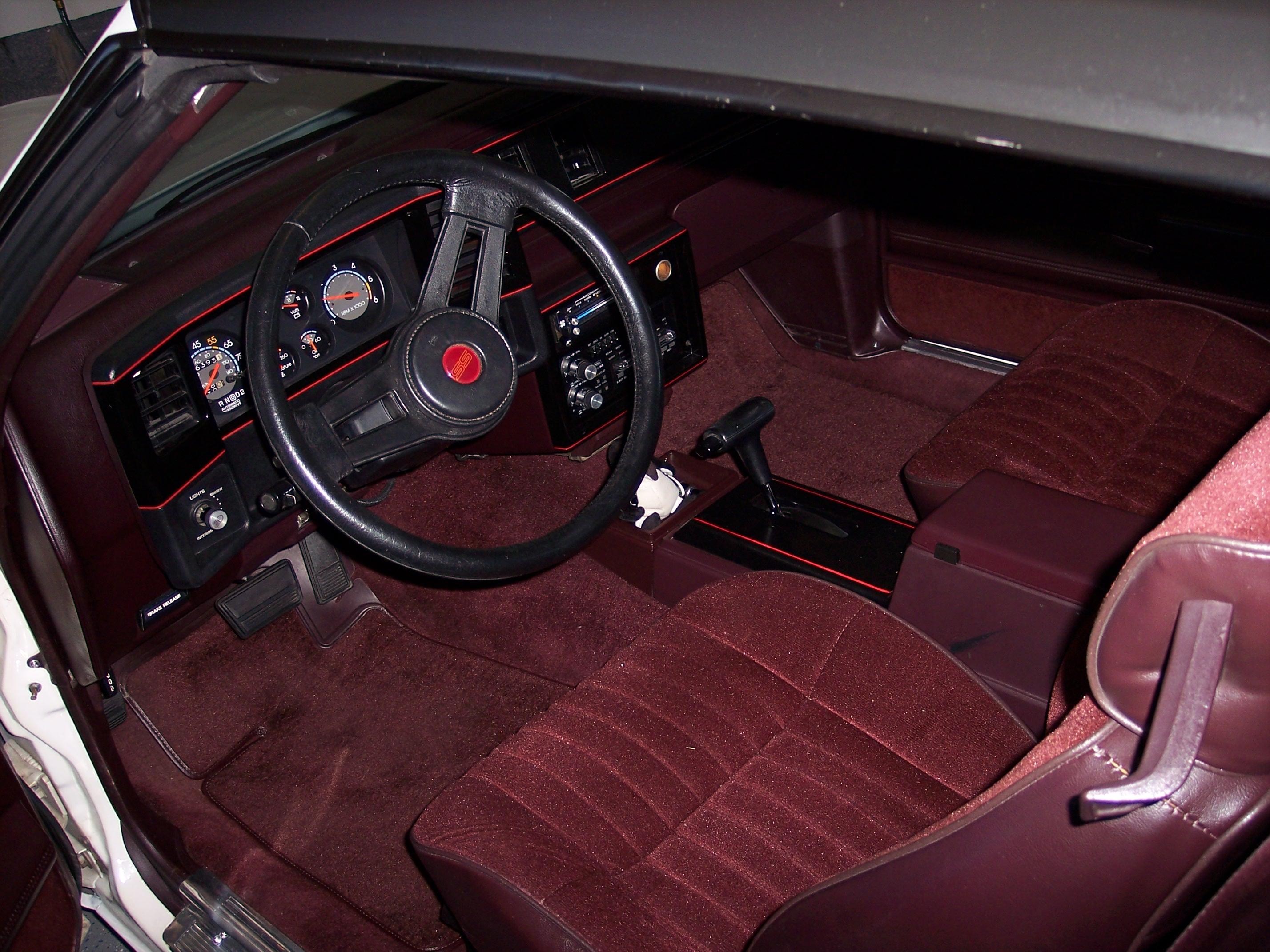 Re: For Sale; 1986 Monte Carlo